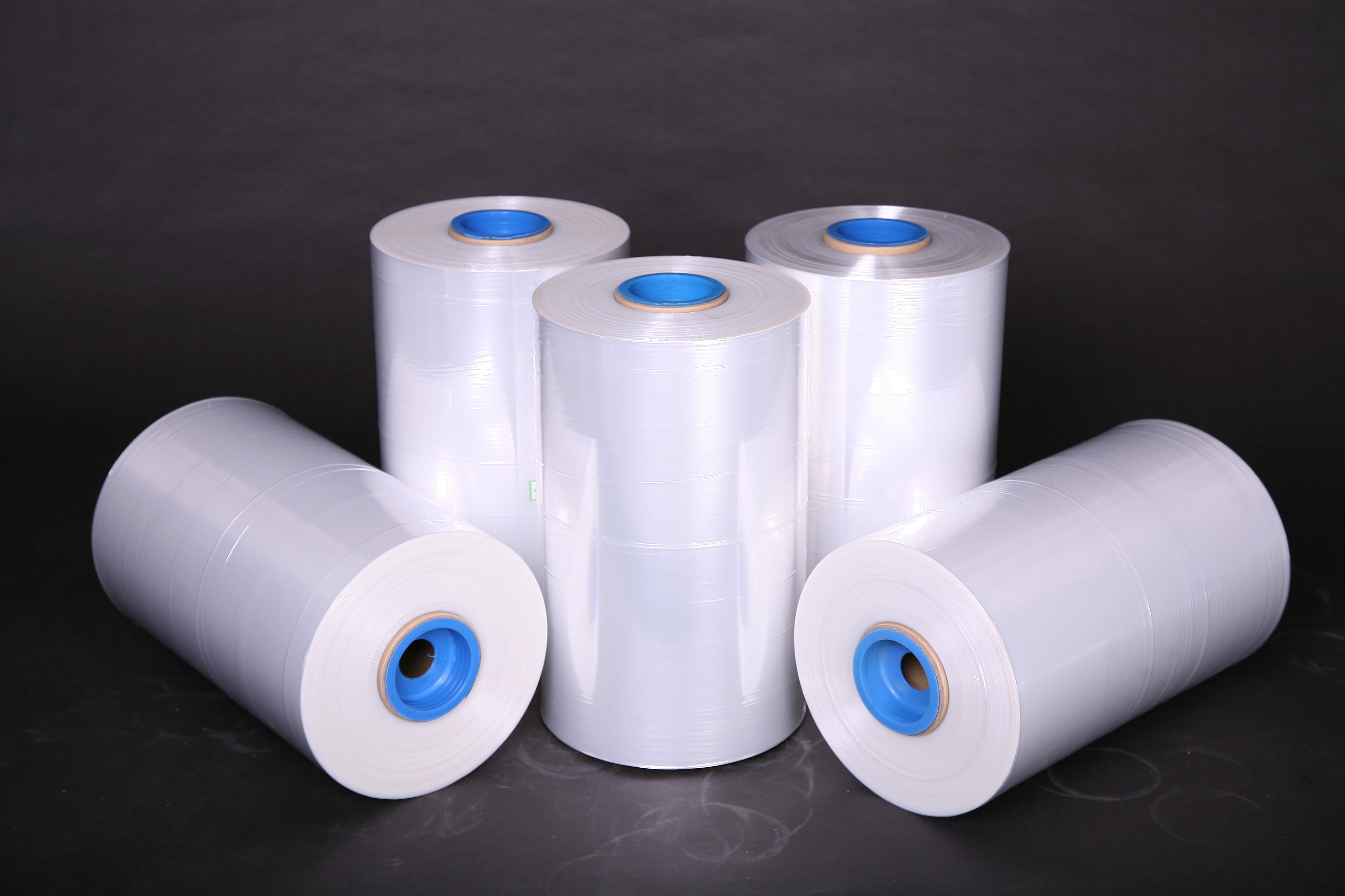 透明POF收缩膜 弹性纸箱包装膜 收缩机器包装专用膜 多种规格